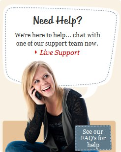 live support maria team
