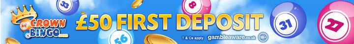 crown bingo bonus offer