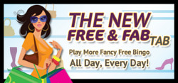 free bingo games at posh bingo