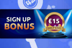 sign up bonus at lucky puppy bingo
