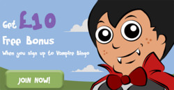 introductory offer to play for free at vampire bingo