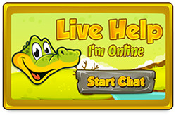 live help with chat at snappy bingo