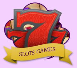 playing slots and casino games at wish bingo
