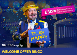 welcome bonus offer at gala bingo