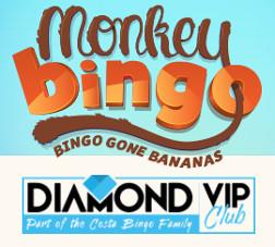 monkey bingo diamond vip club