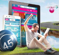 moon bingo mobile app